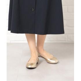 【オンワード】 ROCKPORT(ロックポート) 【WOMEN】リーガン パンプ ボウ メタリック 22cm レディース
