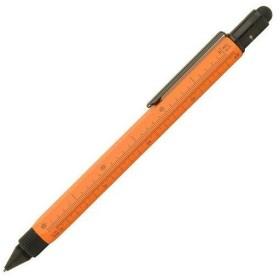 モンテベルデ シャープペンシル(0.9mm) ワンタッチ・スタイラス・ツールペン オレンジ 1919385 (1244265)