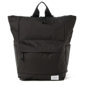 PORTER / PORTER GIRL MOUSSE 2WAY DAYPACK S レディース リュック・バックパック BLACK ONE SIZE