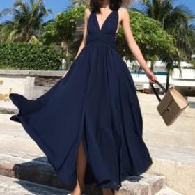 リゾート ワンピース ハワイ 40代 リゾート ワンピ 沖縄リゾートワンピース リゾート ファッション ラフスタイル バックコンシャス