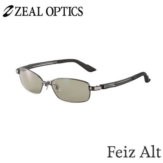 zeal optics(ジールオプティクス) 偏光グラス フェイズオルタ ZF-1356 #ライトスポーツ ZEAL Feiz Alt