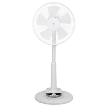 山善リビング扇風機ホワイトYMT-N303-W