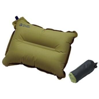 ISUKA イスカ ノンスリップエアピロー/オリーブ 208711 首枕 ネックピロー 家具 インテリア 布団 寝具 アウトドアギア