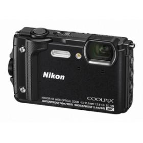 ニコンコンパクトデジタルカメラCOOLPIXCOOLPIXW300BK