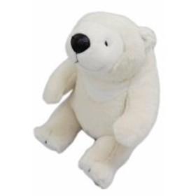 【ぬいぐるみ】スノーマレーちゃん【S】【くま】【クマ】【熊】【アニマル】【動物】【MON SEUIL】【モンスイユ】【ソフトトイ】【おも・