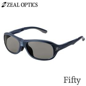 zeal optics(ジールオプティクス) 偏光グラス フィフティ F-1745 #トゥルービュースポーツ ZEAL Fifty