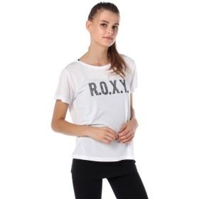 アウトレット価格 【20%OFF】ロキシー ROXY  フィットネス  速乾 UVカット キャミ付き Tシャツ TEARDROP ROXY Tops