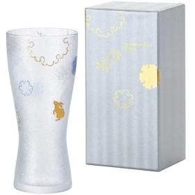 アデリア グラス プレミアム 雪兎 6688・ビアM (1165928)