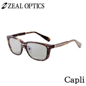 zeal optics(ジールオプティクス) 偏光グラス カプリ F-1542 #ライトスポーツ ZEAL Capli