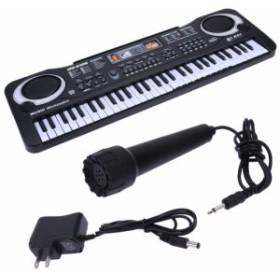 電子楽器・ピアノ 電子キーボード・デジタル音楽・多機能・子供・初心者・練習・プレゼント