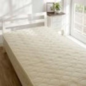 【まとめ買いでお得】夏はさらり冬はあたたかなウールを中材に使った洗えるベッドパッド