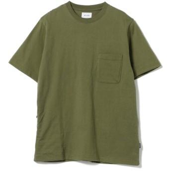 【30%OFF】 ビームス メン BEAMS / ヘビー ウエイト ポケット Tシャツ メンズ OLIVE/OD S 【BEAMS MEN】 【セール開催中】