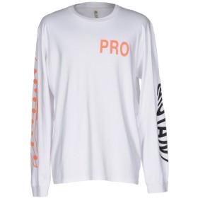《セール開催中》P.A.M. PERKS AND MINI メンズ T シャツ ホワイト S コットン 100%