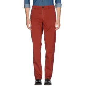 《期間限定セール開催中!》PAUL SMITH メンズ パンツ 赤茶色 34 コットン 98% / ポリウレタン 2%