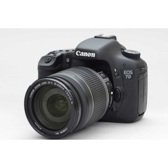 [中古] Canon EOS 7D L-KIT(18-200IS)