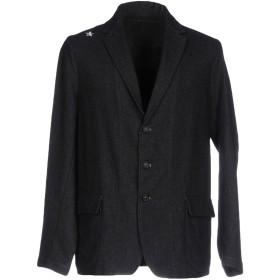 《期間限定 セール開催中》THE EDITOR メンズ テーラードジャケット ブラック 46 ウール 70% / ポリエステル 30%