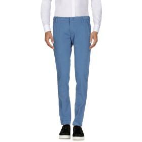 《期間限定セール開催中!》ENTRE AMIS メンズ パンツ ブルーグレー 29 コットン 97% / ポリウレタン 3%