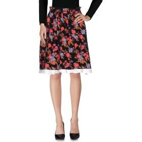 《送料無料》MSGM レディース ひざ丈スカート ピンク XS ナイロン 100%