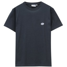 マックハウス DISCUS ワンポイントTシャツ R9067 326 メンズ ネイビー XXL 【MAC HOUSE】