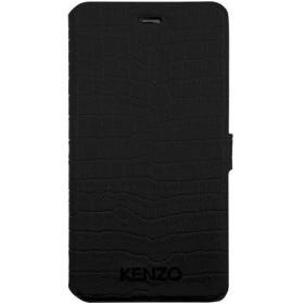 f8ce4cf75b スマホケース - AIEN KENZO 公式ライセンス品 iPhone6sPlus iPhone6Plus 手帳型ケース ブラック ブランド フォリオ ケース