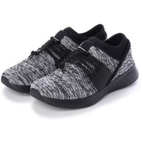 フィットフロップ fitflop ARTKNIT LACE UP (Black Mix)