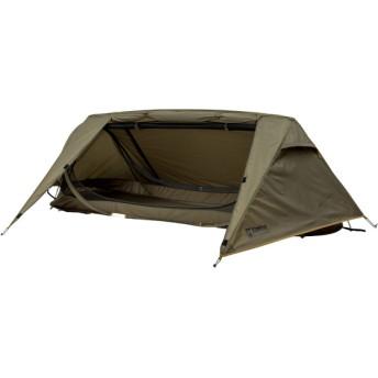 キャンプ用品 ソロ その他テント ポップアップシェルターテント Alpine DESIGN (アルパインデザイン) AD-S19-015-068 カーキ