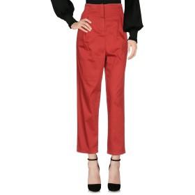 《期間限定 セール開催中》ATOS LOMBARDINI レディース パンツ 赤茶色 38 コットン 97% / ポリウレタン 3%