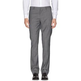 《セール開催中》PS PAUL SMITH メンズ パンツ グレー 30 ウール 55% / コットン 45%