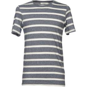 《期間限定セール開催中!》JACK & JONES PREMIUM メンズ T シャツ ダークブルー L コットン 53% / ポリエステル 47%