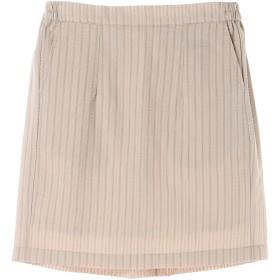 【6,000円(税込)以上のお買物で全国送料無料。】サッカーストライプタイトスカート