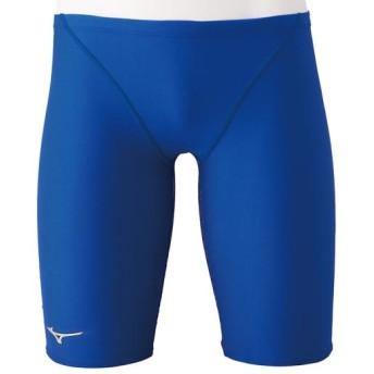 MIZUNO SHOP [ミズノ公式オンラインショップ] 競泳練習用ハーフスパッツ[メンズ] 27 ブルー N2MB9082