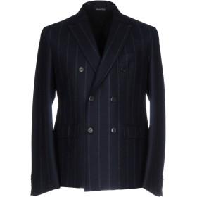 《セール開催中》BRIAN DALES メンズ テーラードジャケット ダークブルー 50 ウール 100%