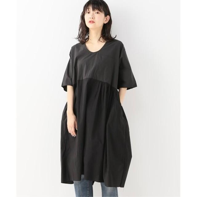 journal standard luxe 【elsa esturgie/エルサ エステュルジー】 back open dress◆ グレー 42
