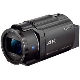 SONY FDR-AX45 B ブラック ハンディカム [デジタル4Kビデオカメラ(64GB)]