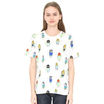 [マルイ]【セール】【ユニセックス】Tシャツ/サーファーズアンドスケーターズ(アシュレイパーシバル)/グラニフ(graniph)