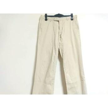 【中古】 ポロラルフローレン POLObyRalphLauren パンツ サイズ32 XS メンズ ベージュ SLIM FIT