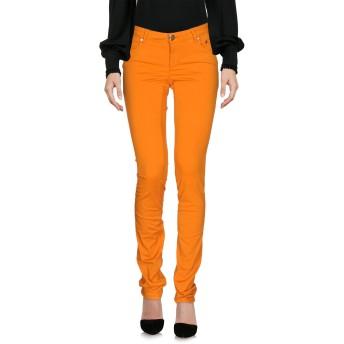 《セール開催中》SIVIGLIA レディース パンツ オレンジ 30 コットン 97% / ポリウレタン 3%