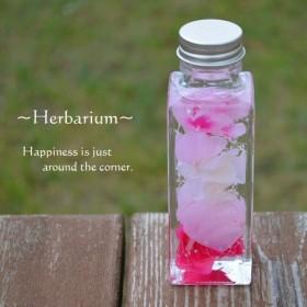 ハーバリウム「桃の里 mini」