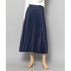 SENSE OF PLACE(センスオブプレイス) スカート スカート デニムプリーツスカート