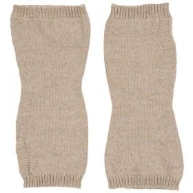 《セール開催中》PIETER レディース 手袋 ライトグレー one size ウール 100%