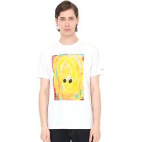 【グラニフ:トップス】グラニフ Tシャツ メンズ レディース 半袖 ゾウバスdaily!(荒井良二)