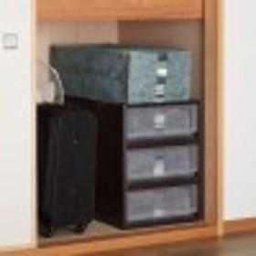 衣替え簡単。衣類にやさしい収納ケース(押入れ用)