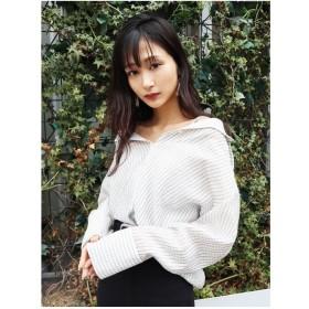 EMODA 2WAYシャツ&ビスチェセットアップ(マルチカラー)