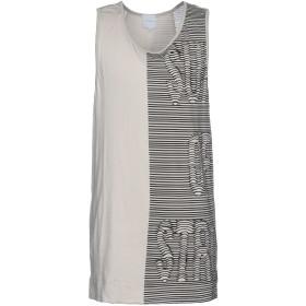 《期間限定 セール開催中》COSTUME NEMUTSO メンズ T シャツ ベージュ S コットン 70% / 麻 30%