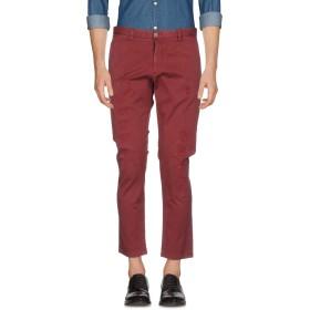 《期間限定セール開催中!》YES LONDON メンズ パンツ ボルドー 30 コットン 97% / ポリウレタン 3%