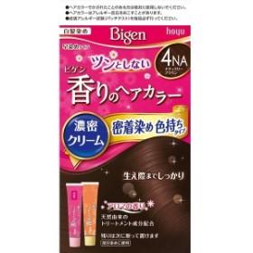 ホーユー ビゲン 香りのヘアカラー クリーム 4NA 1セット