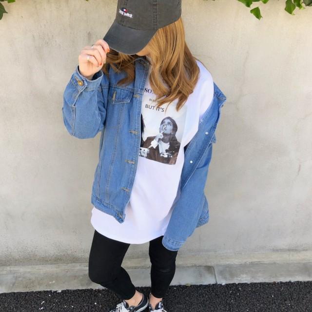 帽子全般 - SHEENA ウォッシュ加工刺しゅうキャップ 帽子 キャップ 刺しゅう ロゴ