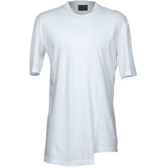 《9/20まで! 限定セール開催中》OVERCOME メンズ T シャツ アイボリー S コットン 100%