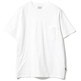 BEAMS / ヘビー ウエイト ポケット Tシャツ メンズ Tシャツ WHITE XL