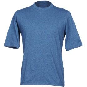 《期間限定セール開催中!》CAMO メンズ T シャツ ブルー S コットン 100%
